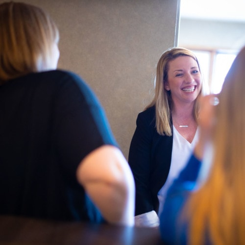 Doctor Candids HWH Ortho 2020 Topeka KS Orthodontist 107 1 500x500 - Meet Dr. Gena Hendrickson | Your Orthodontist - HWH Orthodontics
