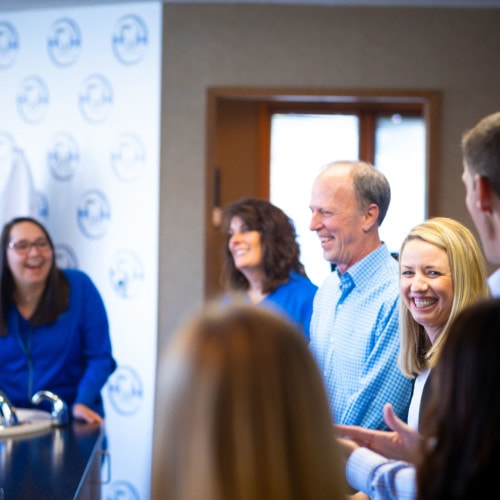 Doctor Candids HWH Ortho 2020 Topeka KS Orthodontist 116 1 500x500 - Meet Dr. Scott Hamilton | Your Orthodontist - HWH Orthodontics