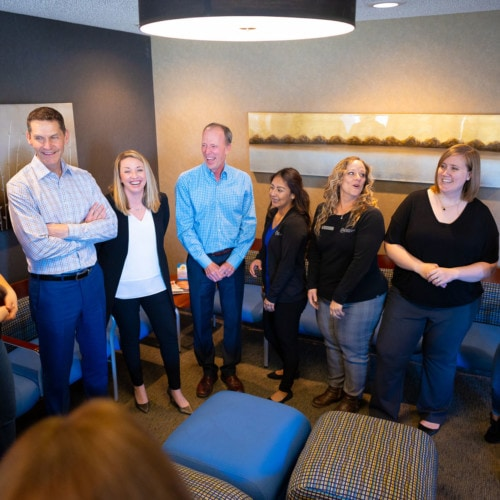 Doctor Candids HWH Ortho 2020 Topeka KS Orthodontist 132 1 500x500 - Our Philosophy | Topeka Orthodontist - HWH Orthodontics