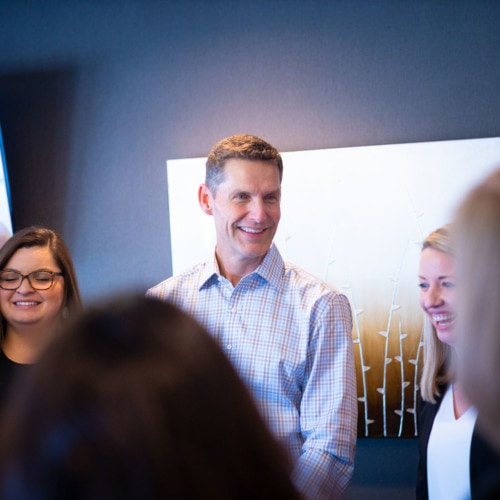 Doctor Candids HWH Ortho 2020 Topeka KS Orthodontist 134 1 500x500 - What's the Difference Between a Dentist and an Orthodontist?