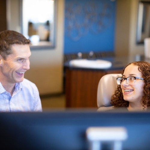 Doctor Candids HWH Ortho 2020 Topeka KS Orthodontist 57 1 500x500 - Meet Dr. Don Wilson | Your Orthodontist - HWH Orthodontics