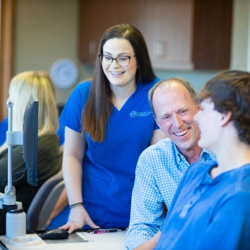 Doctor Candids HWH Ortho 2020 Topeka KS Orthodontist 83 500x500 - Want To Speed Up Your Orthodontic Care?