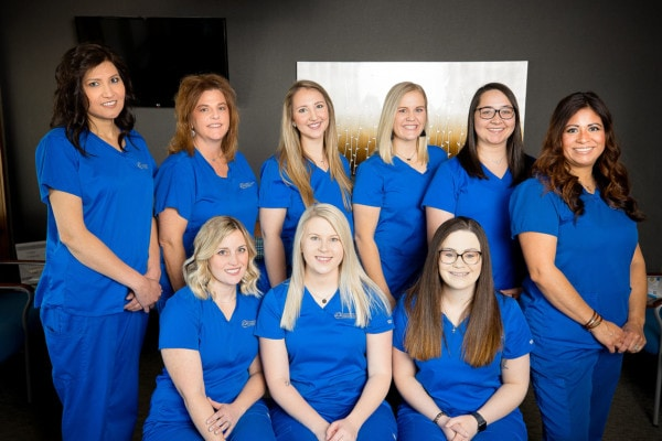 HWH Lawrence Kansas orthodontist team PORTRAITS 600x400 - Meet Our Orthodontic Team | Topeka Orthodontist - HWH Orthodontics