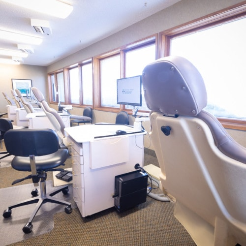 Office HWH Ortho 2020 Topeka KS Orthodontist 45 500x500 - Tour Our Offices | Topeka Orthodontist - HWH Orthodontics