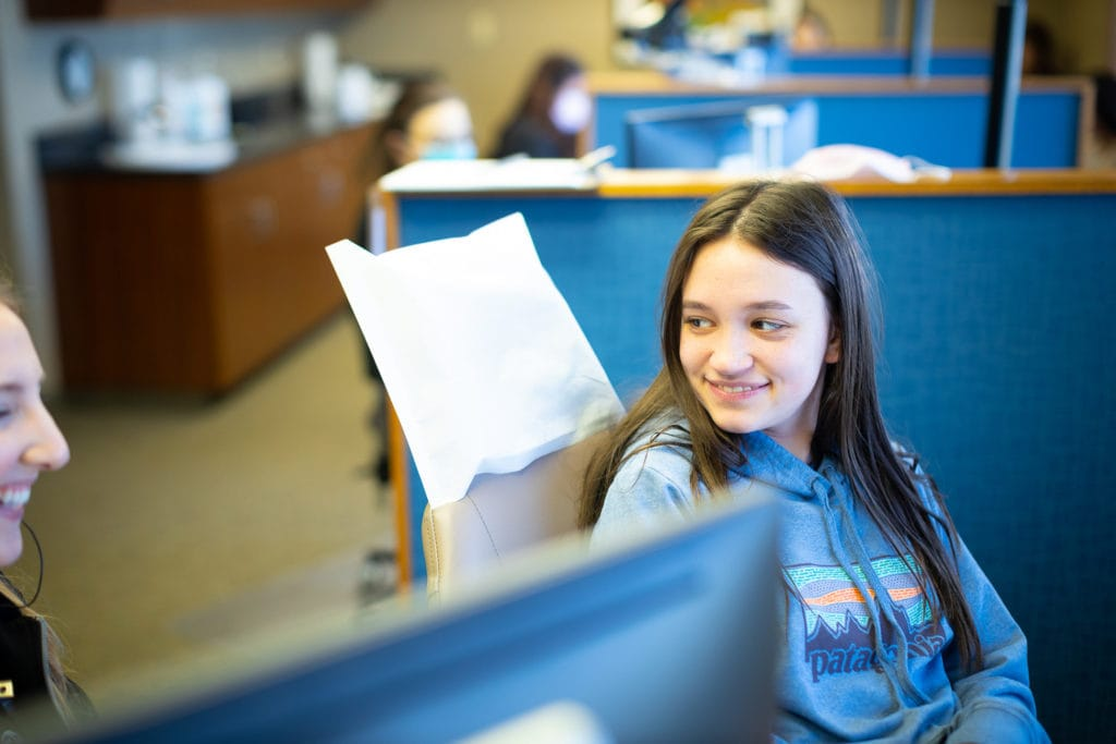 Patient Candids HWH Ortho 2020 Topeka KS Orthodontist 63 1 1024x683 - Top 5 Misconceptions About Invisalign