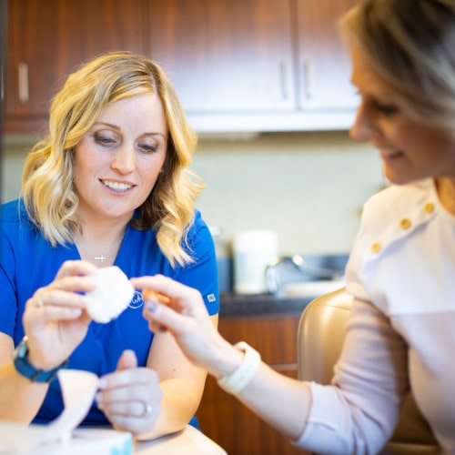 Staff Candids HWH Ortho 2020 Topeka KS Orthodontist 159 500x500 - What Does Team-Treating Mean for Our Patients?