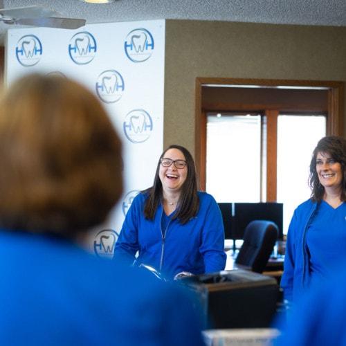 Staff Candids HWH Ortho 2020 Topeka KS Orthodontist 176 500x500 - Why Did We Get A New Website?