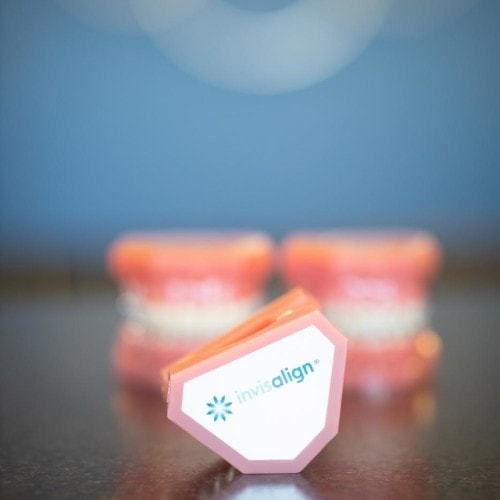 Typodonts HWH Ortho 2020 Topeka KS Orthodontist 3 500x500 - Invisalign Top Questions & Answers